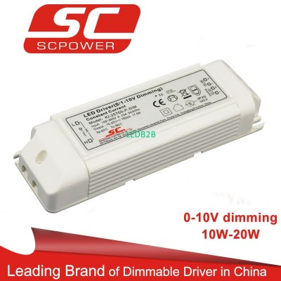 10W C.C. 0-10V dimmable led power