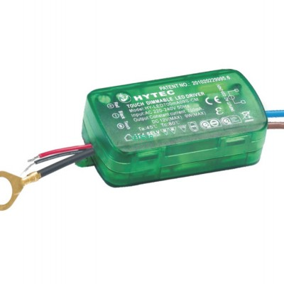 Touch Dimmable LED Driver 9W Seri