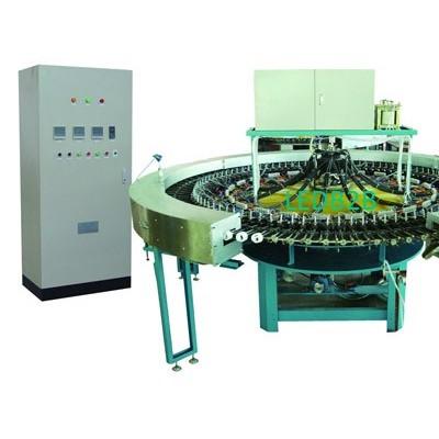 Spiral CFL coating machine, 25% p