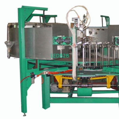Rotary CFL Tube Baking Machine, F