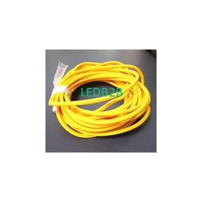 gold electrical wire with braided