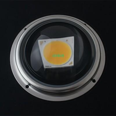 Diameter 100mm LED glass lens for