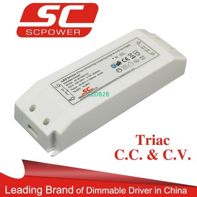 Dimmable LED driver 10W-200W