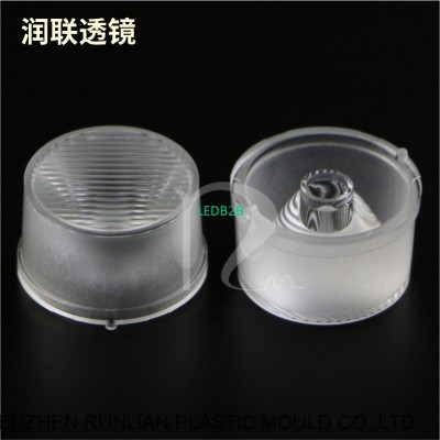 One-piece Waterproof Lens with 35