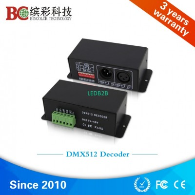 3ch constant current 700ma DMX512