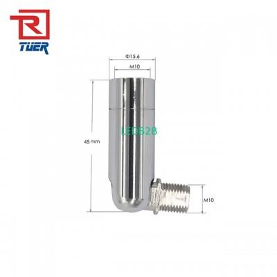 Adjustable lighting swivel joint