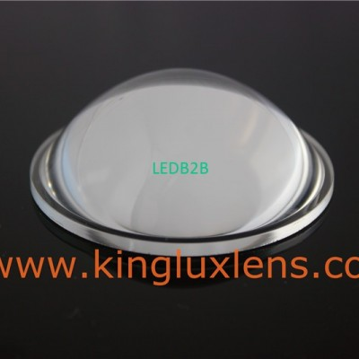 67mm plano convex glass lens for