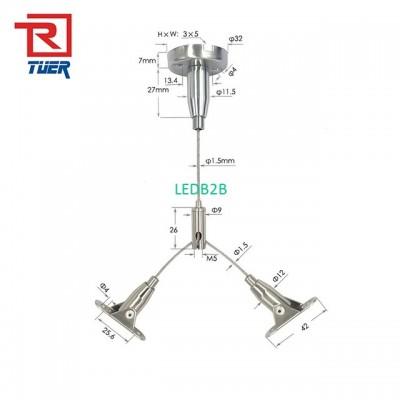 Hign quality adjustable hanging k
