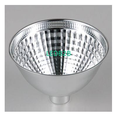 Metal halide lighting reflectors