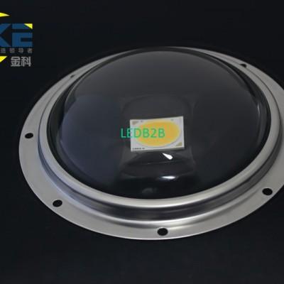 130mm large plano convex lens hig