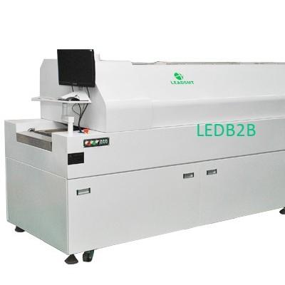 Reflow oven LED soldering machine