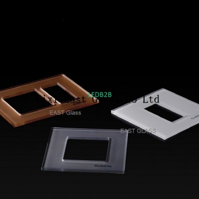 switch glass touch panel glass