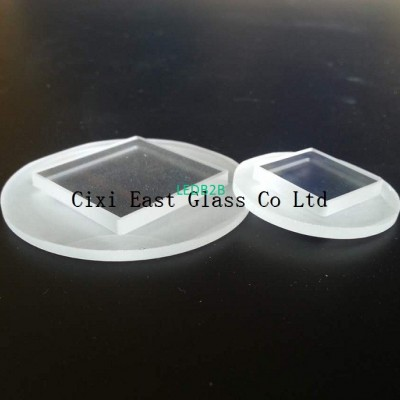 small size step glass customized