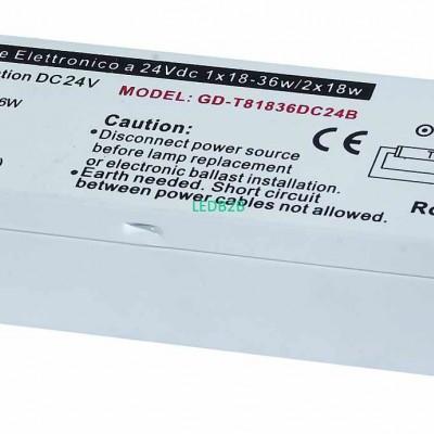 12/24V DC/AC Electronic Ballast F