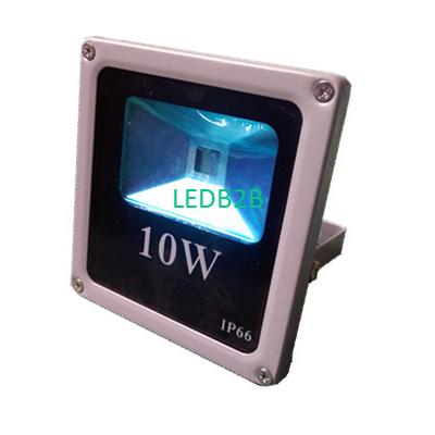 LED square flood light shell