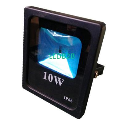 LED flood light shell