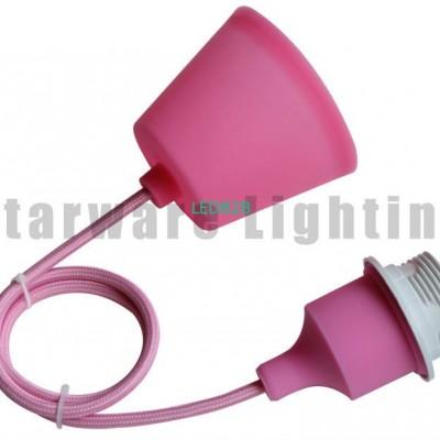 Colorful Silicone Pendant Lightin