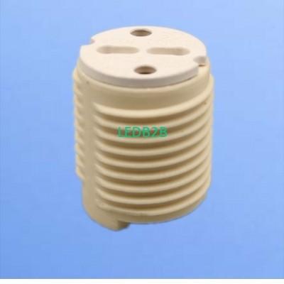G9 Porcelain lampholder(full thre