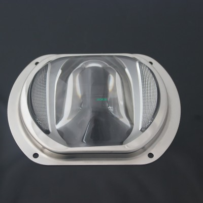 cob led street lamp module lens