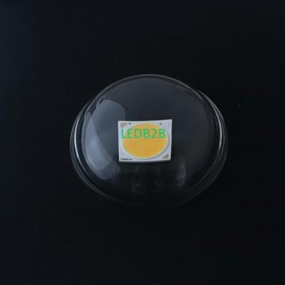 optical led glass lens 100mm 120