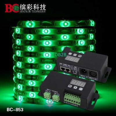 DC12V-24V 3 channels dmx512 decod