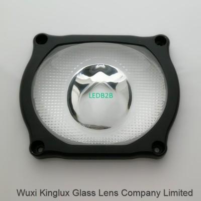 cob roadway lights Optical Lenses