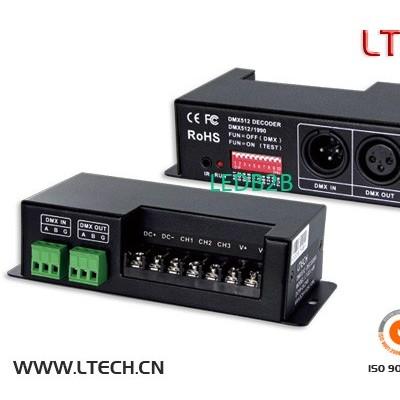 LT-830 CV DMX Decoder