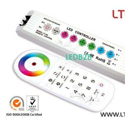 T3 LED color touch controller RF