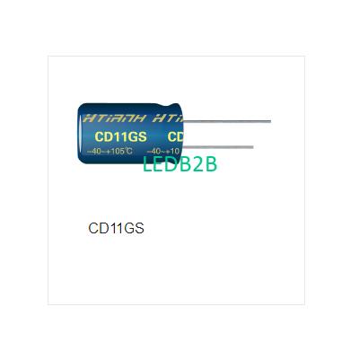 Capacitance CD11GS