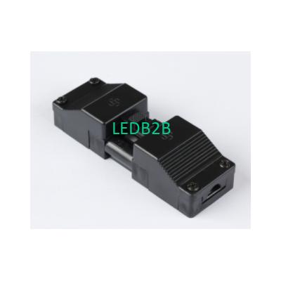 VDE pluggable terminal block
