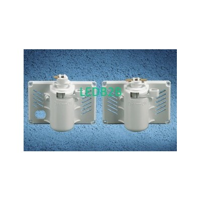 3 way electrical box cover