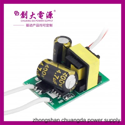 Bulb - non - isolated low P 3-18W