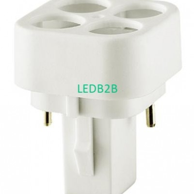 G24 LAMP BASE (XF1001/1002/1003)
