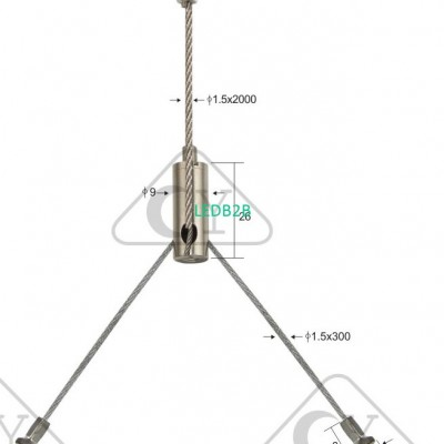 9031032 suspension wire