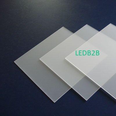 PC diffusion sheets/films