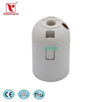 plastic (e27) lamp holder