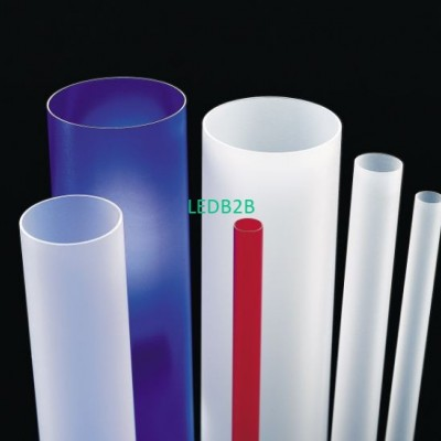 satine tubes,PMMA and PC