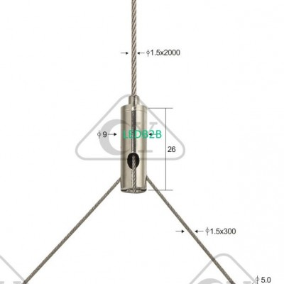9031028 suspension wire