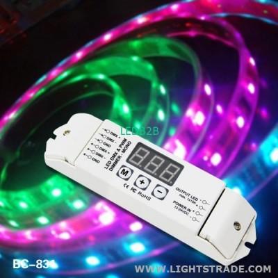 DC12V-24V 1 channel dmx512 decode