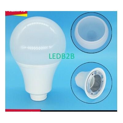 Bulb shell LED lamp bulb aluminum