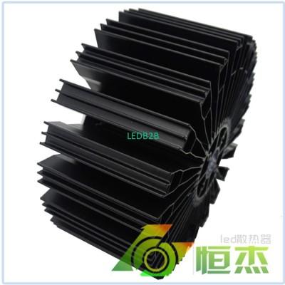 100w LED HighBay Heatsink WHR-Cu2