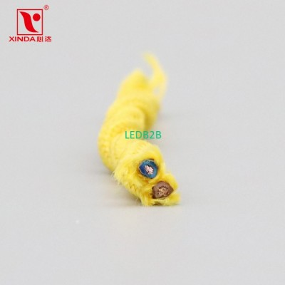 2*0.75mm2 Twisted Textile Cable f
