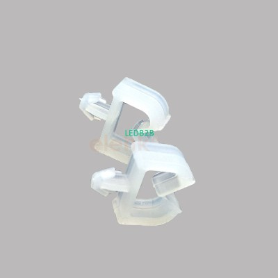 Natural Plastic Saddle Type Tie M