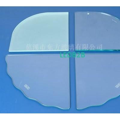 Toughened glass transparent tempe