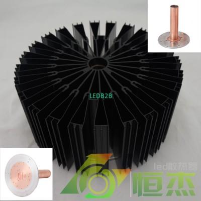 120W LED high bay heat sink/Radia