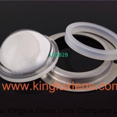 50mm Diameter Plano Convex glass
