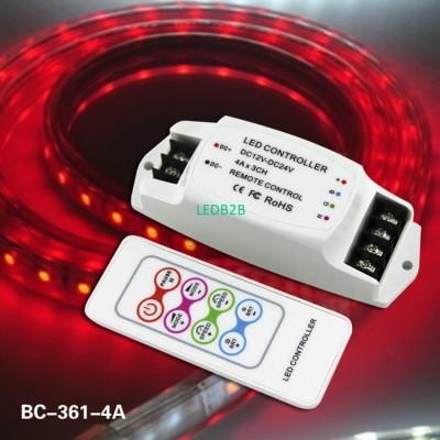 DC12V - 24V RGB Controller 3ch
