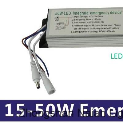 LED Emergency supply