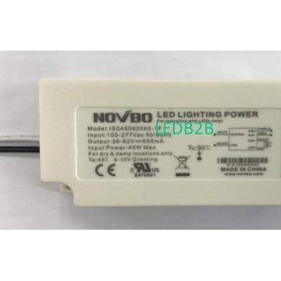 Non isolated 45W dimming power su