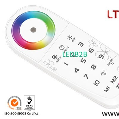 T3M RF LED touch controller with